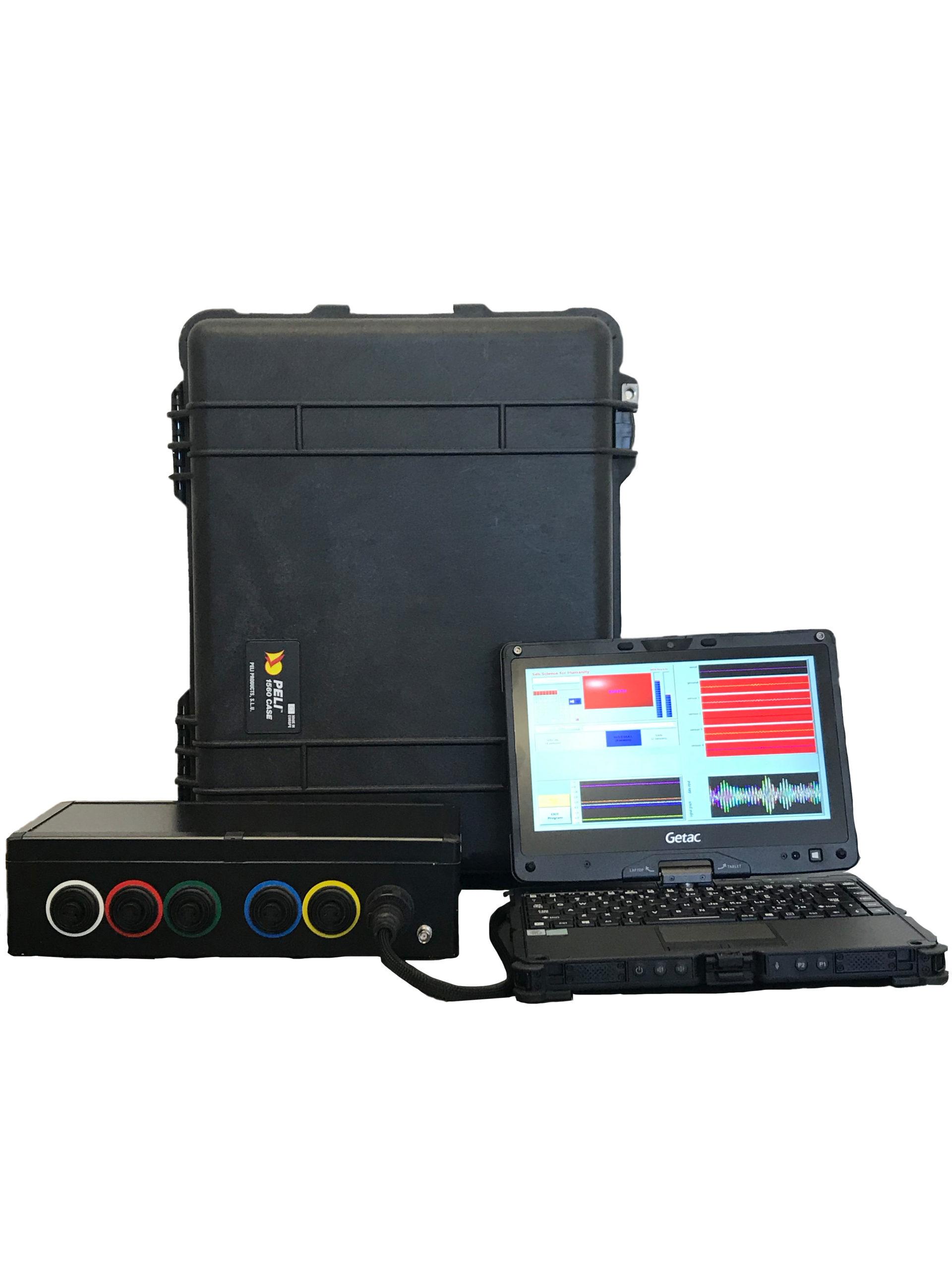 MDS Portable ganzes Set